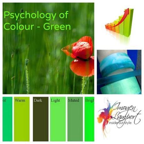 psychology of green