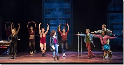 Review: Flashdance the Musical (Broadway in Chicago)