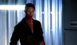 Eric Northman (Alexander Skarsgard) goes on a rampage in HBO's True Blood Season 6, Episode 9, entitled 'Life Matters'