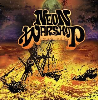 Daily Bandcamp Album; Neon Warship by Neon Warship