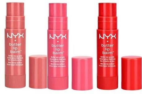 NYX Butter Lip Balm for Fall-2013
