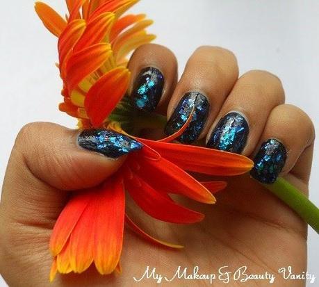 revlon nail art moon candy swatches+nail polish art+stamping nail art