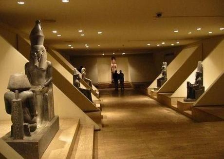 Luxor Museum.