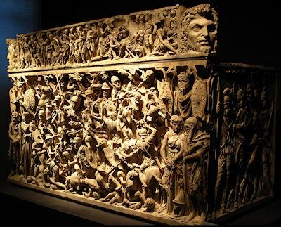 The Portonaccio Sarcophagus - Amazing Relic Of Rome