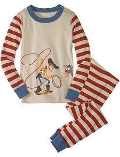 Disney Organic Cotton Pajamas at Hanna Andersson!