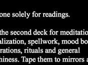 Tarot Multiple Decks