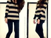 OOTD#8 Boots Stripes