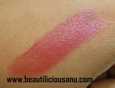 Lipstick Challenge Day 4 : Revlon Colorstay Ultimate Suede Lipstick Couture