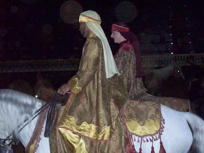 Arabian Nights Dinner Show Review