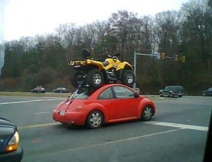 Truck? I don't need a truck