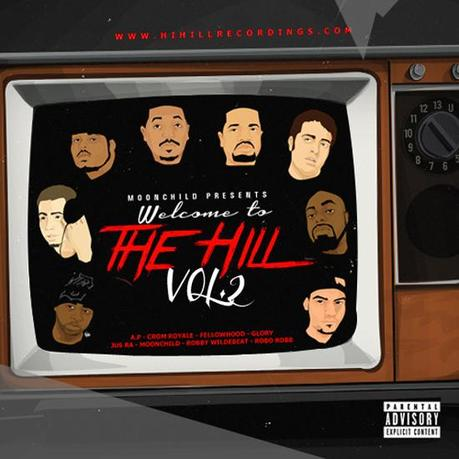 moonchild_welcome to the hill volume 2