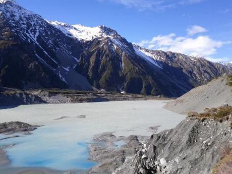 The Mueller Glacier
