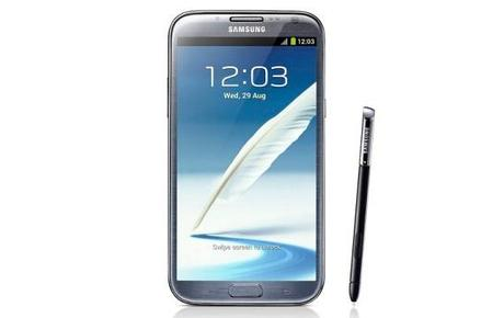leaked specs on galaxy note 3