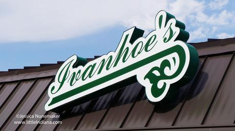 Ivanhoe's Ice Cream and Sandwich Shoppe in Upland, Indiana