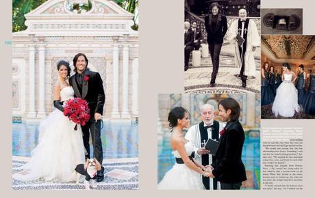 Wedding Showcased in Grace Ormonde's Wedding Style Magazine