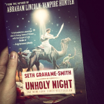 Review: Unholy Night by Seth Grahame-Smith