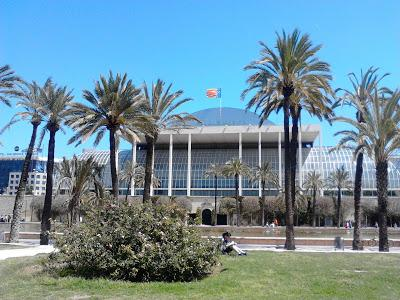 Cityscape: An Architectural Tour of Valencia