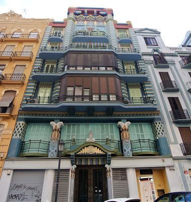 Cityscape: An Architectural Tour of Valencia