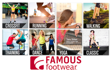 Celebrate Back to School for Mom with Reebok Shoes from Famous Footwear! #ReebokMom #sponsored