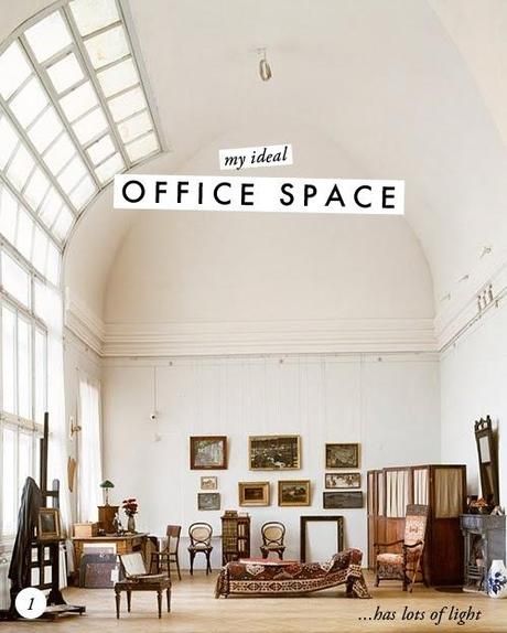 My ideal office space...