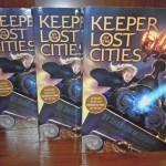 """Keeper of the Lost Cities"" Giveaway Winner!"