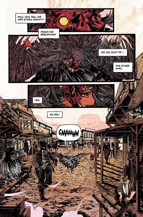 PREVIEW: October's PRETTY DEADLY from IMAGE