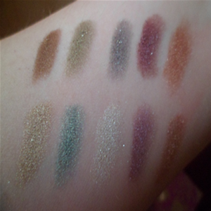 Urban Decay Ammo Palette Review & Swatches