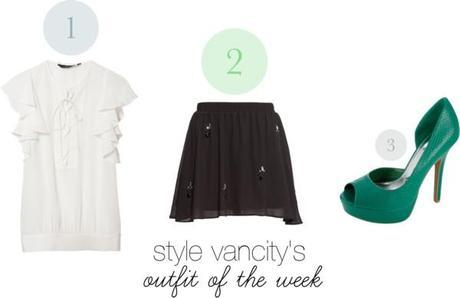 OOTW #3, h+m, zara, payless, affordable, outfit, ootw, going out, date, cheap, clothing, fashion, stylish, look