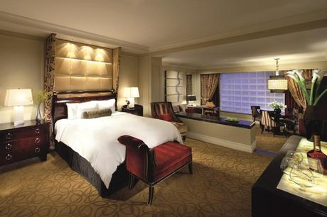 Including savings in guest suites and meeting rooms, Las Vegas Sands has reduced its annual lighting spend by about $2 million overall with GE's more energy-efficient solutions. (Credit: Las Vegas Sands Corp.)