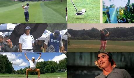 GOLF VIDEOS OF THE WEEK (8/13)