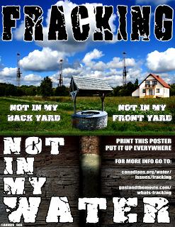 On Fracking in Newfoundland