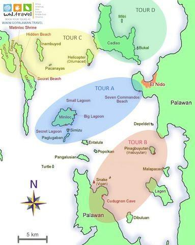 El Nido | Island Hopping tour Packages