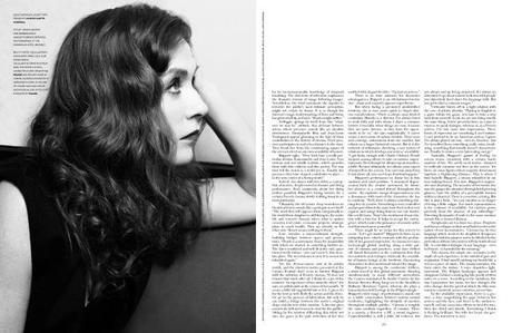 Isabelle Huppert, photographed by Viki Forshee for Flaunt, 2013_3