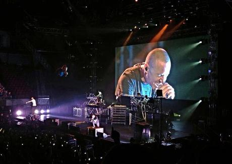 Linkin Park Living Things World Tour