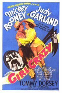Girl Crazy Poster