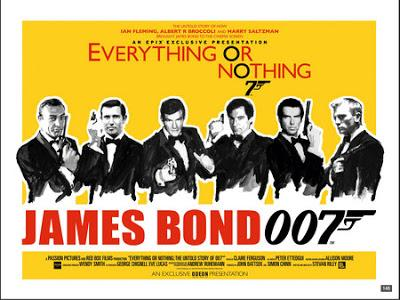 Everything or Nothing: The Untold Story of 007 (Documentary)
