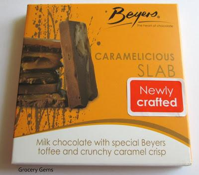 Beyers Caramelicious Slab Review