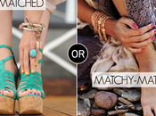 Beauty Don't: Matching Your Nails Toes?