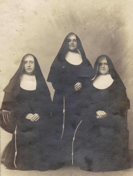 20130804 080913 Sewing History: Nuns Cloth