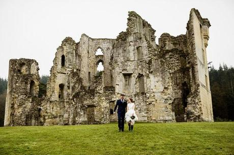 English castle wedding Alexis Jaworski (20)