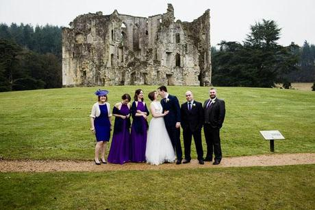 English castle wedding Alexis Jaworski (23)