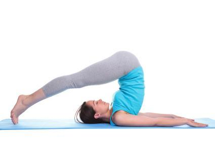 Yoga Poses For Sinus Symptoms