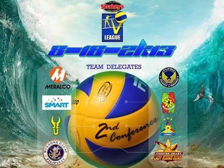 Season 10 - Shakey's V League 2nd Conference