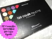 Cosmetics Color Eyeshadow Palette Edition Swatches