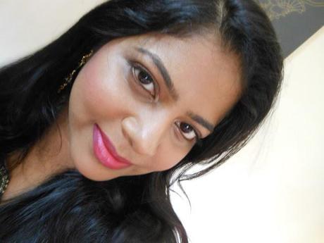 Lipstick Challenge Day 5 : Sleek MakeUp Shimmer Glaze Lipgloss 764 Cherub