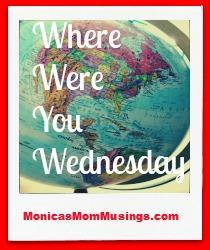 Monica's Mom Musings
