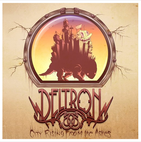 Deltron City Rising From The Ashes EP