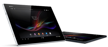 Xperia Z Tablet- The World's Slimmest
