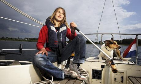 What Ever Happened To Those Young Round-The-World Sailors?