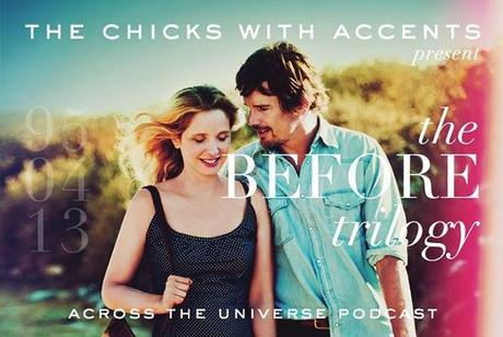 Across the Universe Podcast, Eps 7: The Before Trilogy